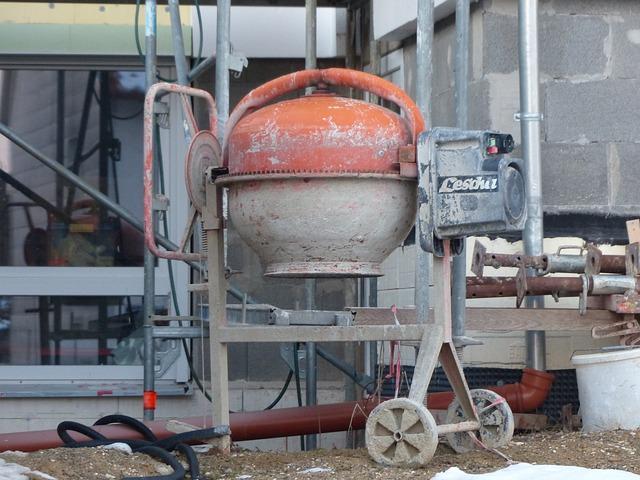 бетономиксер в аренду